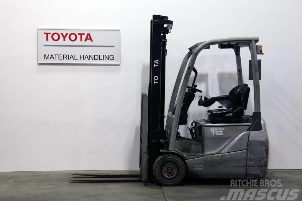 Toyota 8 FB ET 15