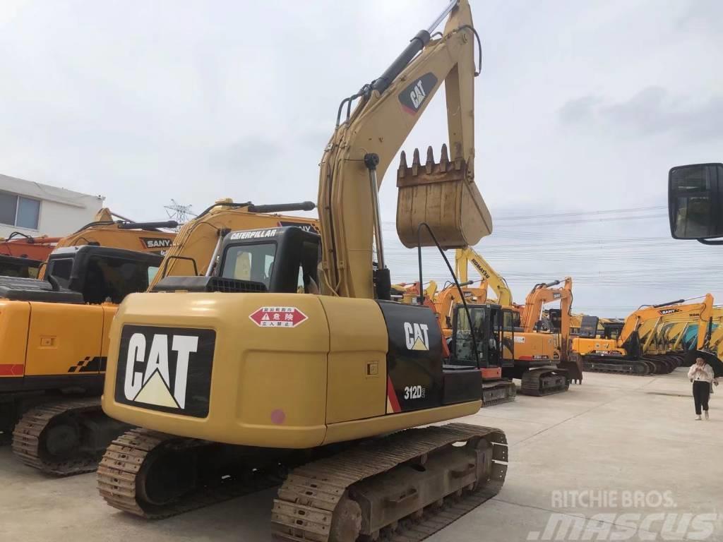 Caterpillar CAT312D  CAT315D履带式挖掘机