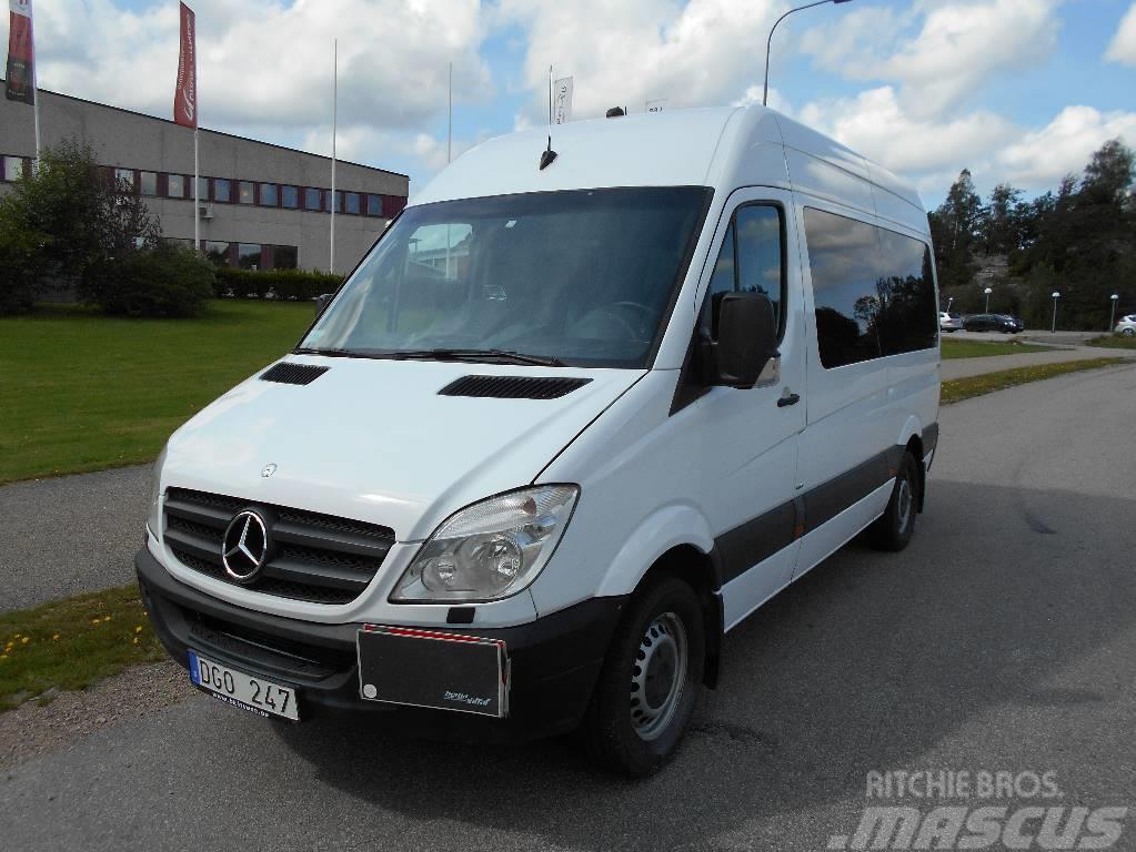 used mercedes benz sprinter 316 cdi 8 p lift 13 mini bus. Black Bedroom Furniture Sets. Home Design Ideas