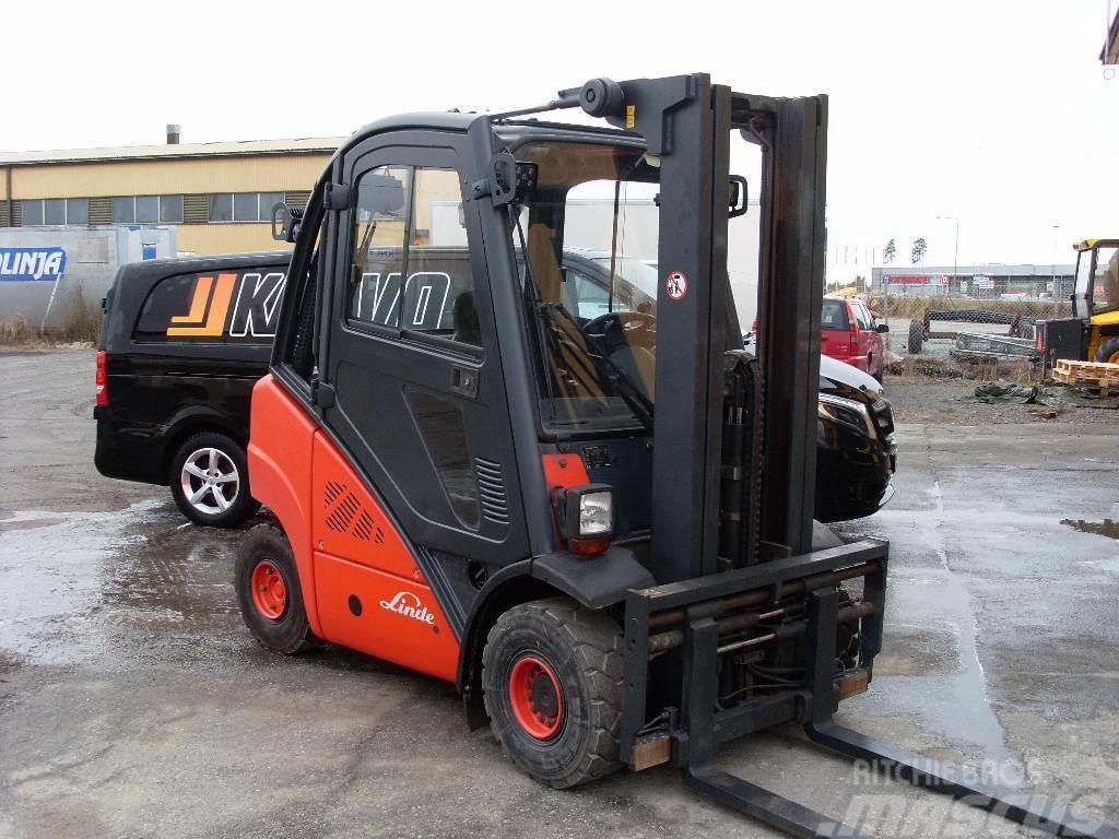 Etwas Neues genug Linde H25D - Diesel Forklifts, Price: £11,217, Year of manufacture #GU_69