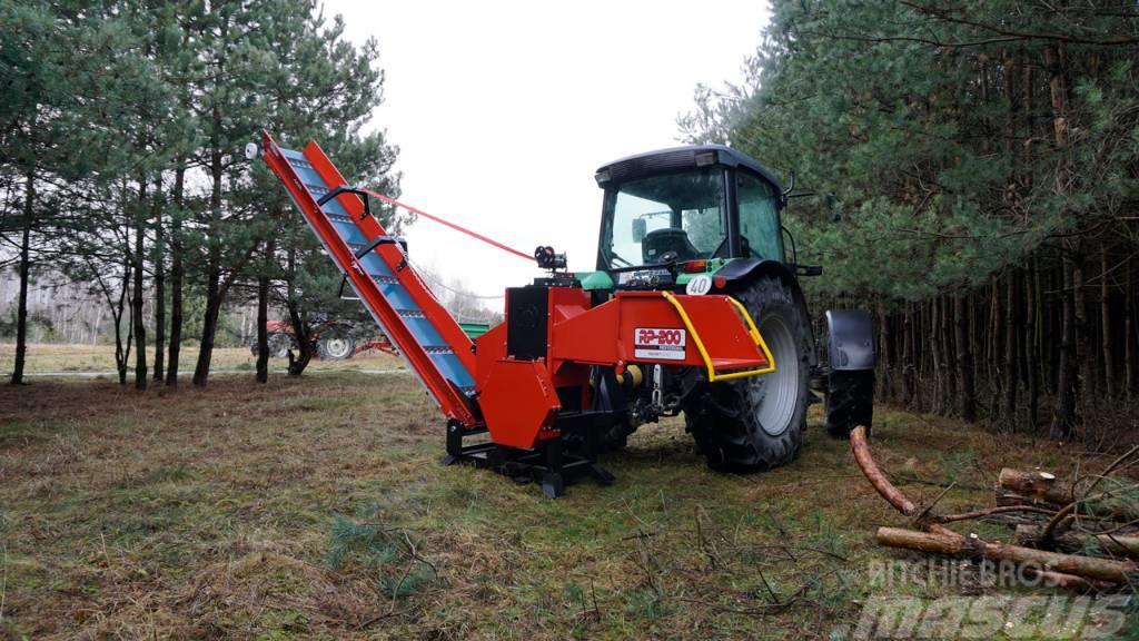 REMET Wood CHIPPER RP200 SUPER