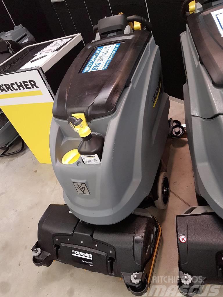 Kärcher Scheuersaugmaschine B 60 W Bp Dose
