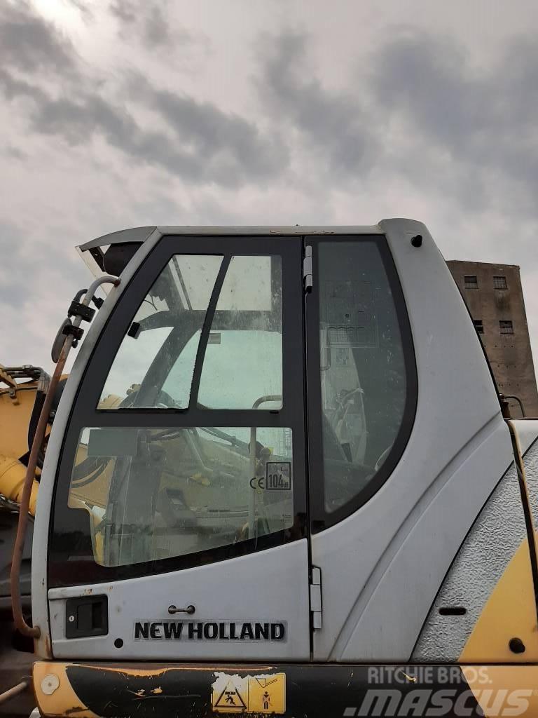New Holland MH Plus Szkielet kabiny