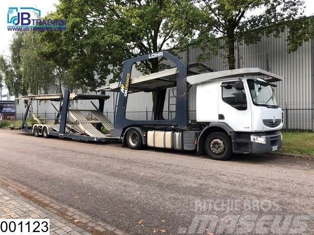 Renault Premium 450 Dxi Lohr, Eurolohr Car transporter, Ma