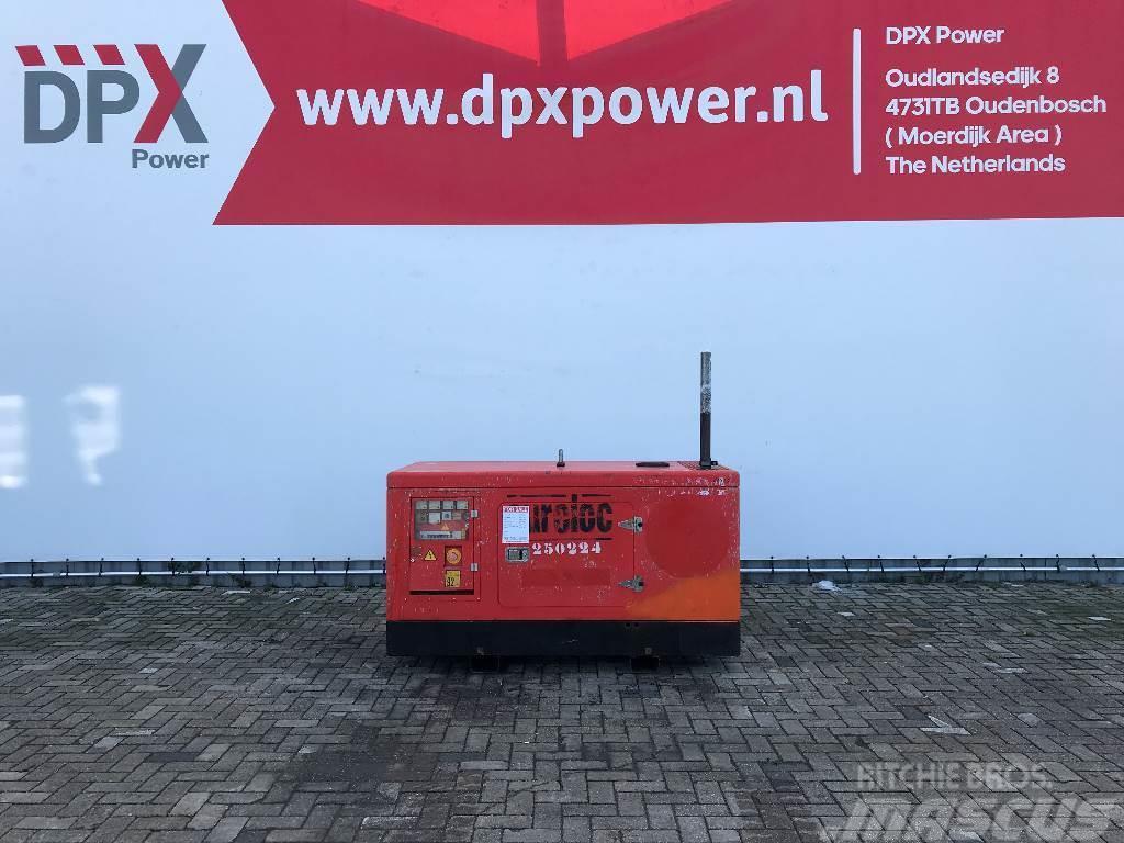 Himoinsa HIW 35  - Iveco - 35 kVA Generator - DPX-11955