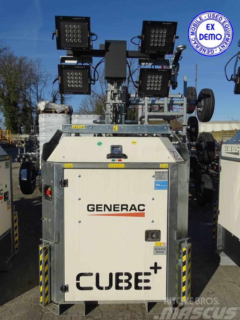 Generac Mobile CUBE HYBRID
