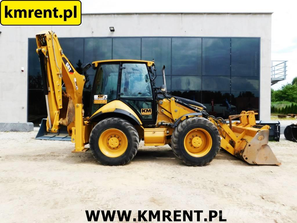 Caterpillar 434 KOPARKO-ŁADOWARKA 432 428 444