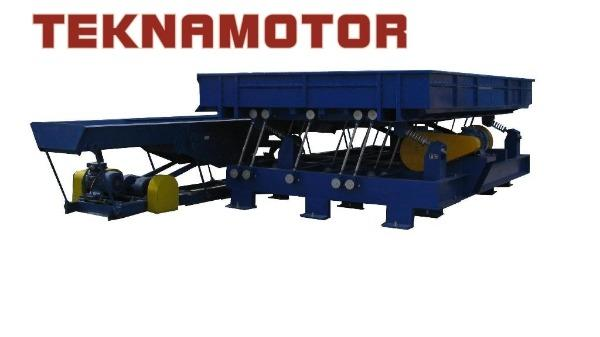 Teknamotor Vibrating tables
