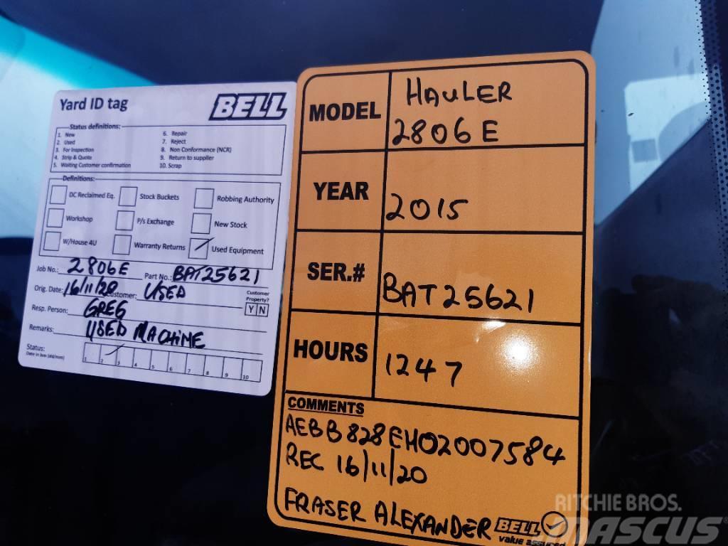 Bell 2806E HAULER