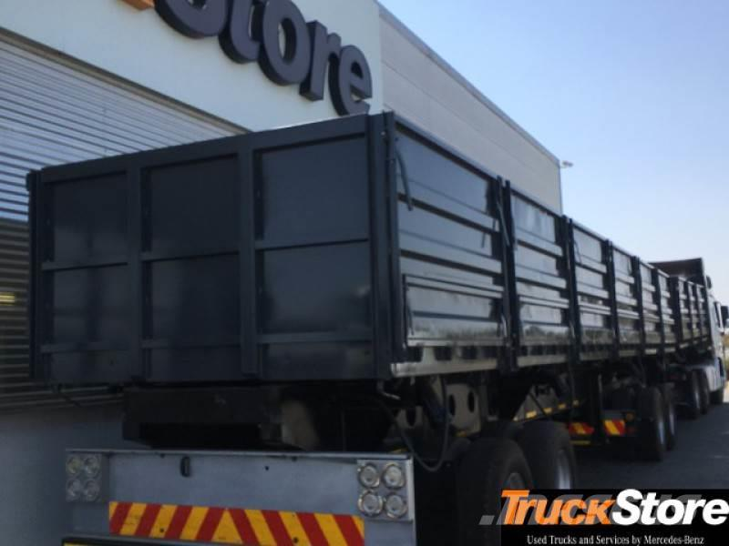 Afrit DROPSIDE TIPPE
