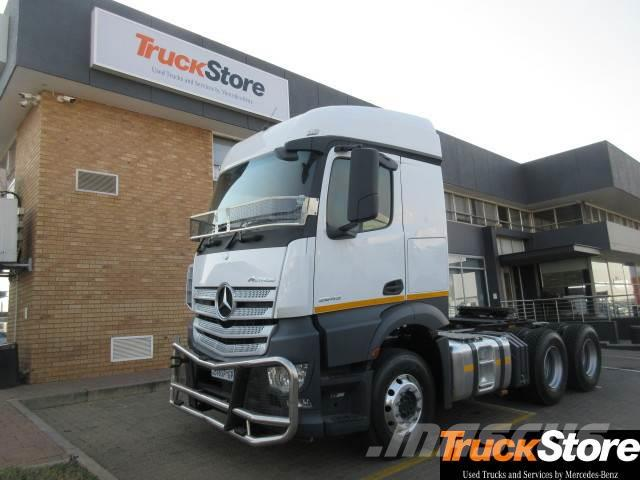 Fuso ACTROS 2645LS/33PURE