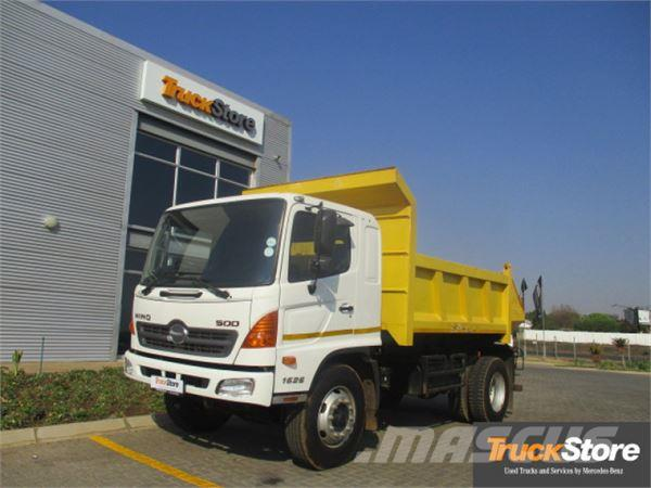used hino 6m3 tipper dump trucks year 2017 price 55 206 for sale mascus usa. Black Bedroom Furniture Sets. Home Design Ideas