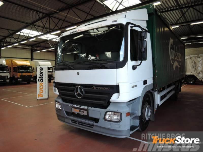 Mercedes-Benz Actros 2636 L