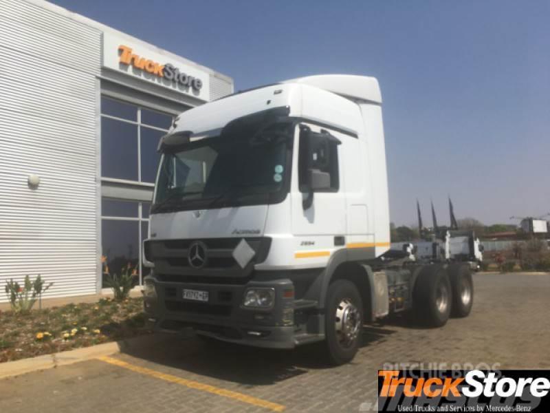 Mercedes-Benz ACTROS 2654LS/33 HYP LS