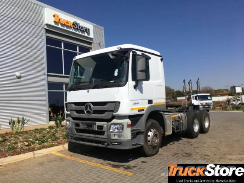 Mercedes-Benz ACTROS 2641LS/33 LS