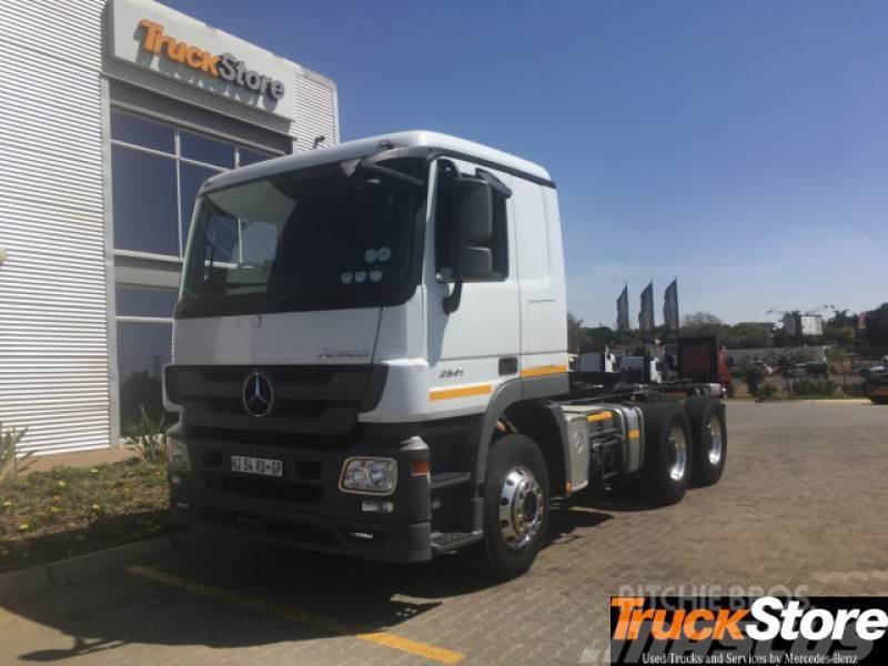 Mercedes-Benz Actros 2641LS/33 DD LS