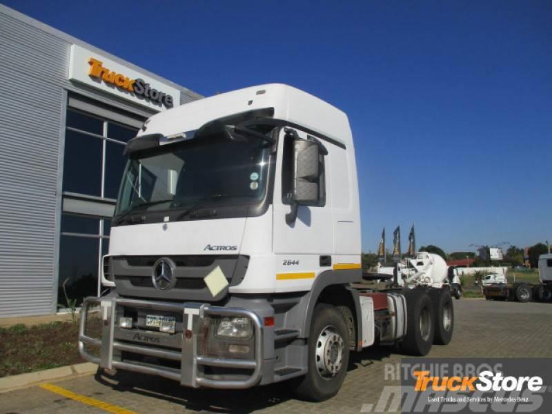Mercedes-Benz Actros 2644LS/33 HYP LS