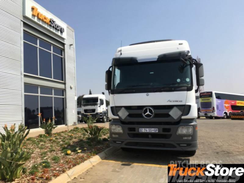 Mercedes-Benz ACTROS 2646LS/33 DD LS