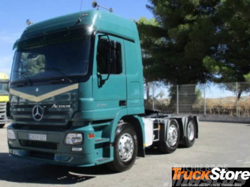 Mercedes-Benz Actros 2541 LS