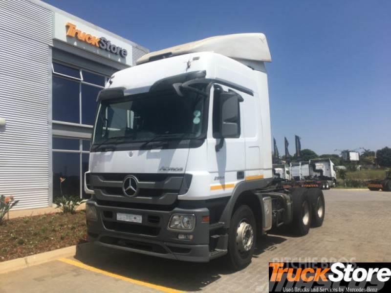 Mercedes-Benz Actros 3 2654LS/33 HPY LS