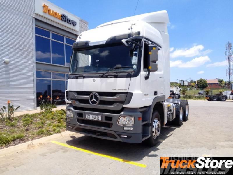Mercedes-Benz Actros 3 2646LS/33 DD LS