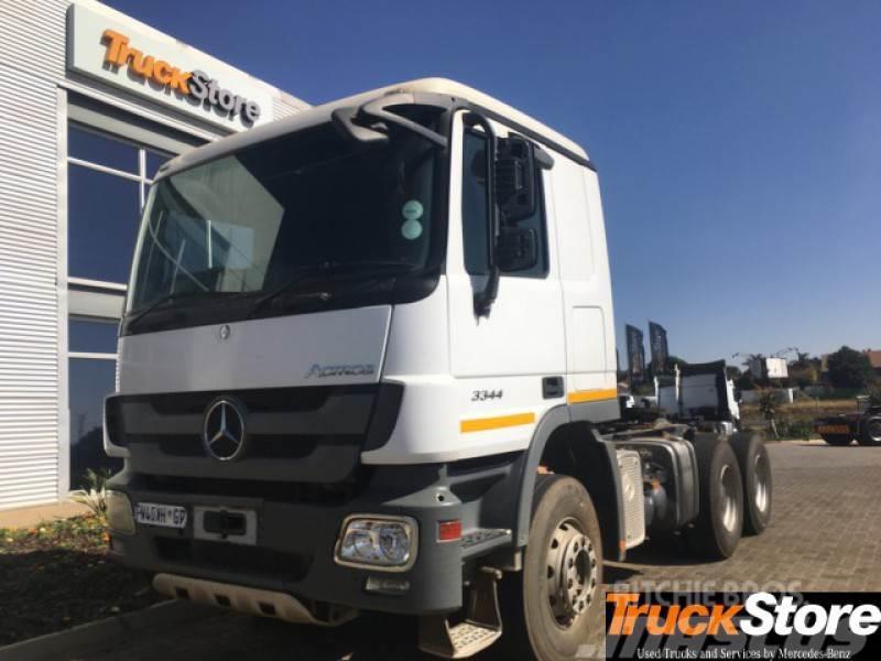 Mercedes-Benz Actros 3344S/33 S