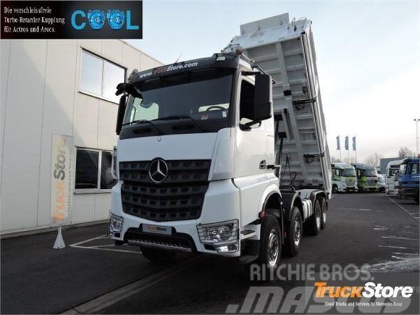 Mercedes-Benz Arocs 3252 TRK K