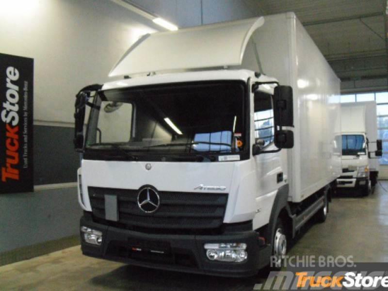 Mercedes-Benz Atego Neu Verteiler 818 L