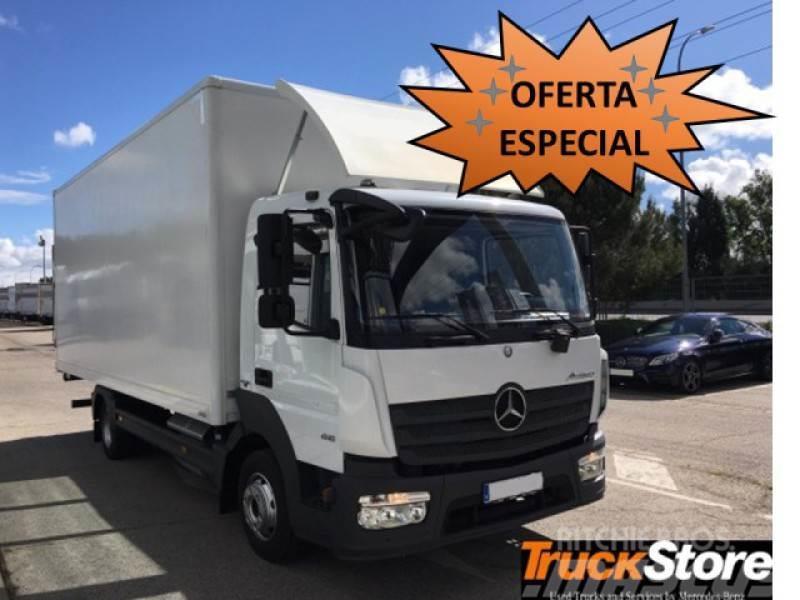 Mercedes-Benz Atego Neu Verteiler 816