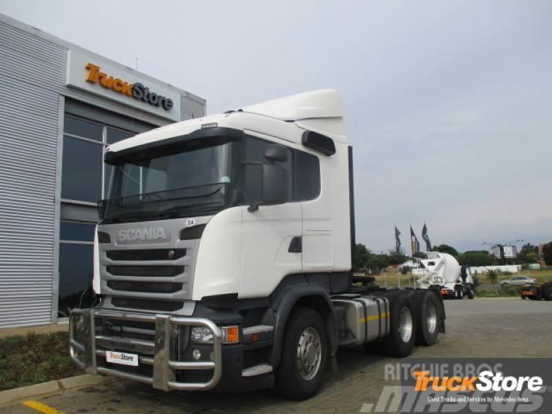 Scania 460 LA 6X4 MSZ