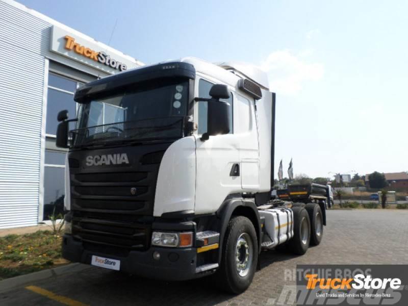 Scania G460 CA6X4MSZ