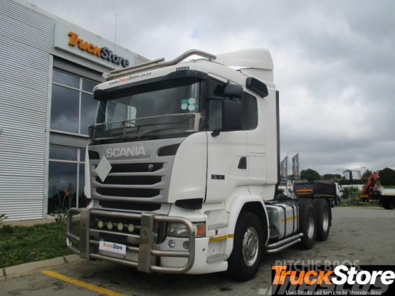Scania R460