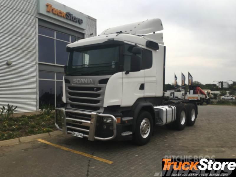 Scania R460 LA6X4MSZ