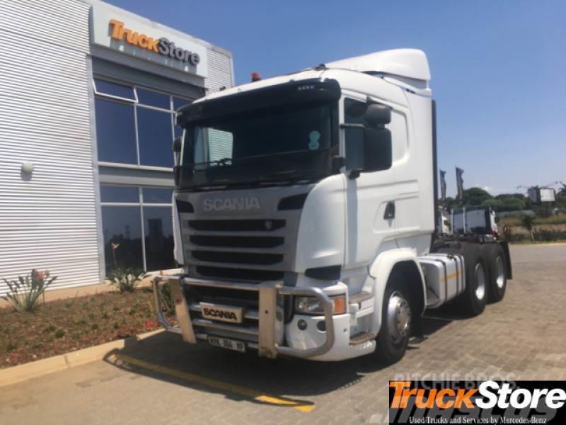 Scania R460LA