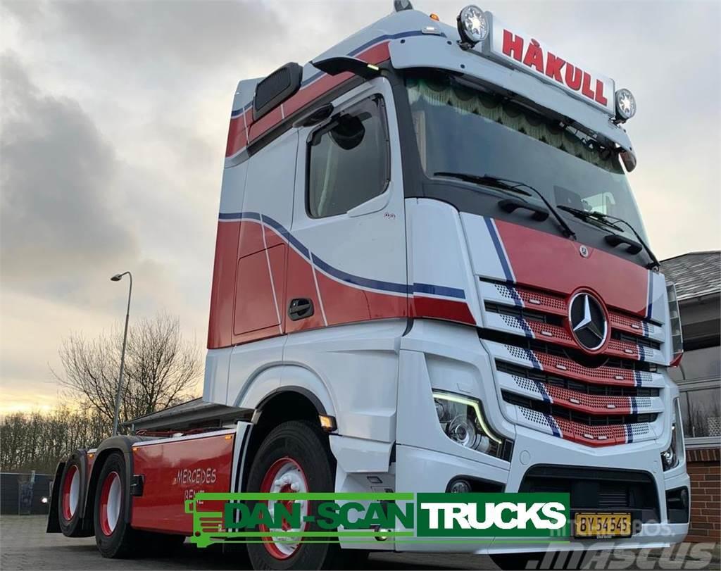 Mercedes-Benz 2653 special interiør 3200mm