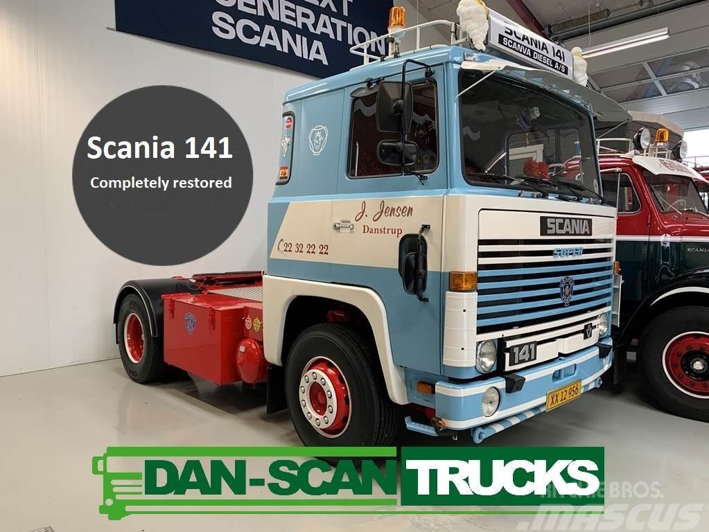 Scania 141 Custom Truck