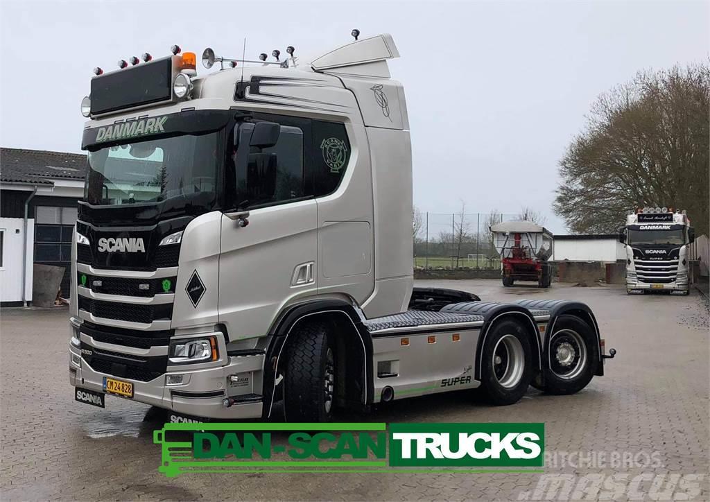 Scania R500 hydr. 2900mm