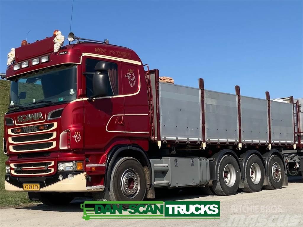 Scania R560 tip- kran beslag