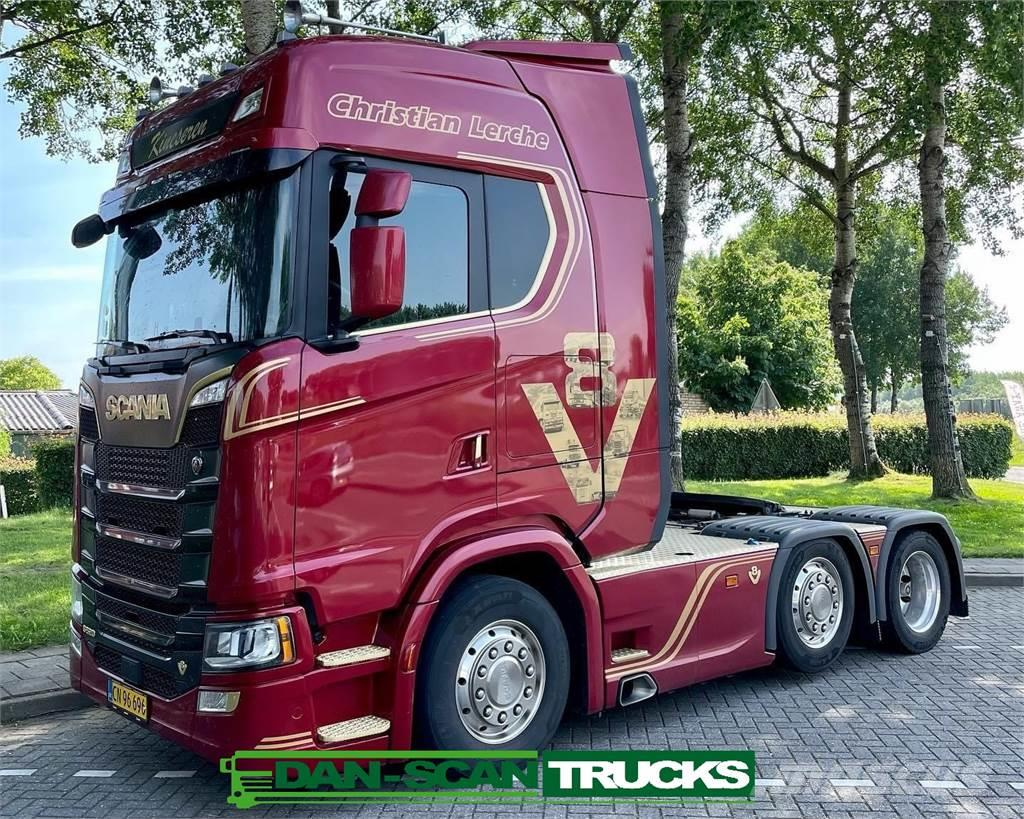Scania S520 Limited Edition 05-50