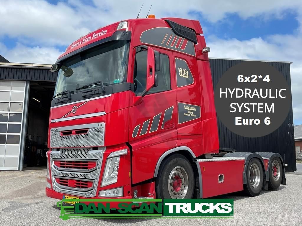 Volvo FH540 hydr. Euro 6