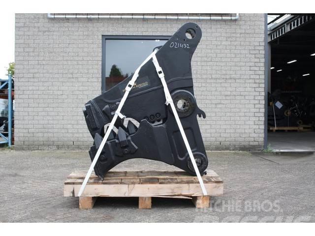 Verachtert Demolition shear VT40-K backensatz