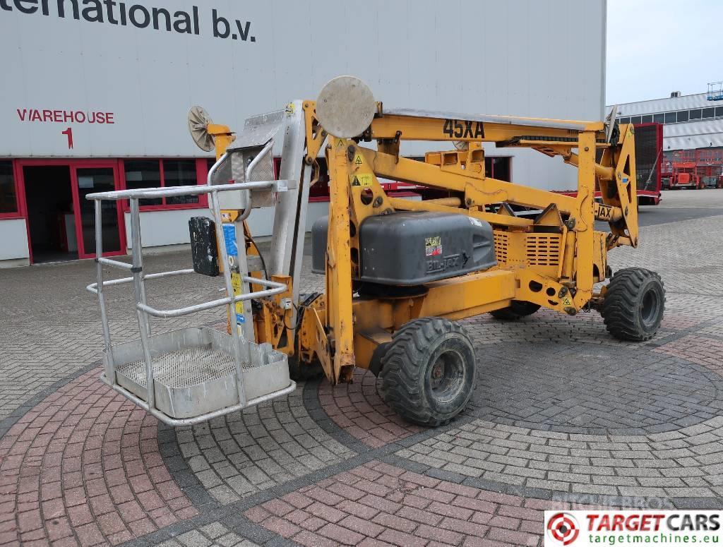 Bil-Jax 45XA Articulated 4x4 Diesel Boom Work Lift 1580cm