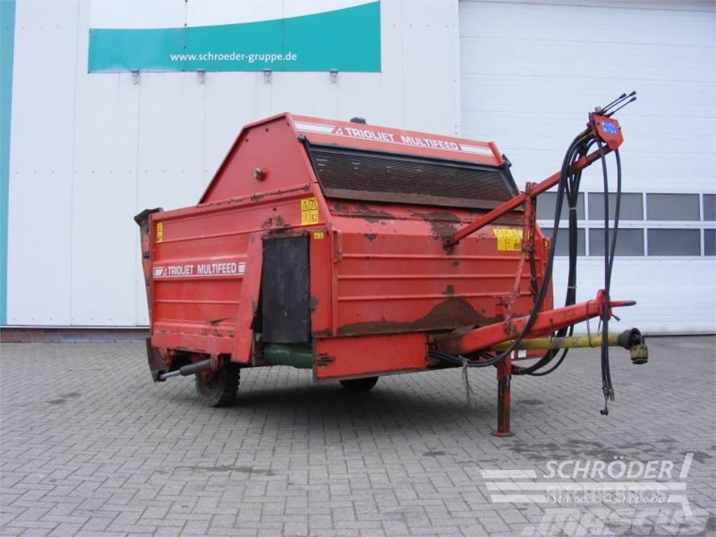 Trioliet Multifeed Blockverteilwagen