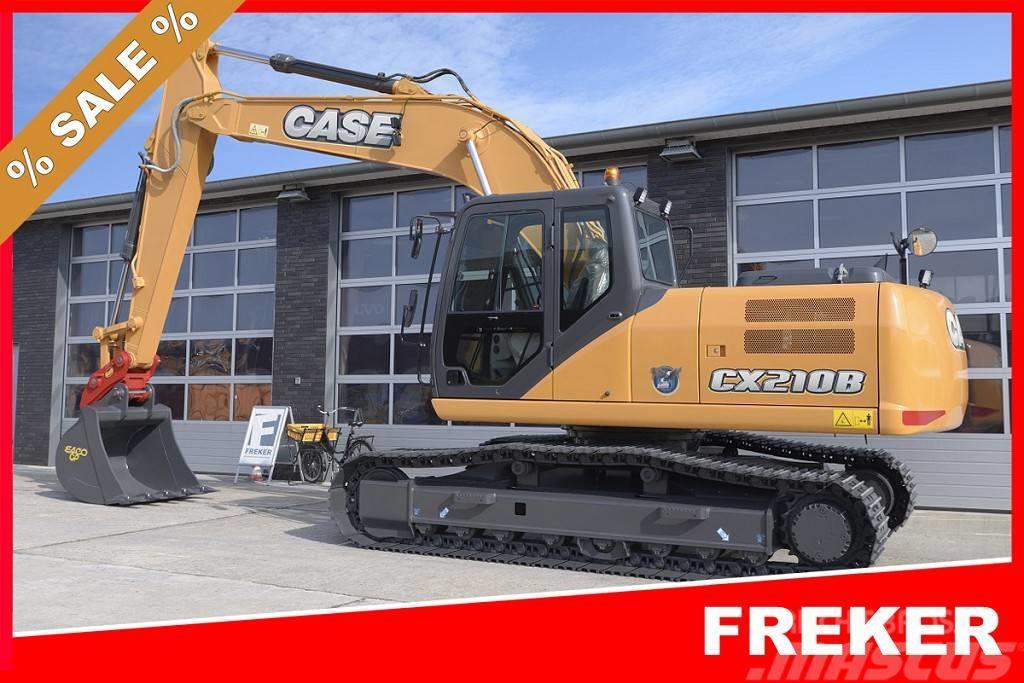 CASE CX210 BLC .. NEW - NEW - NEW .. ID-2974