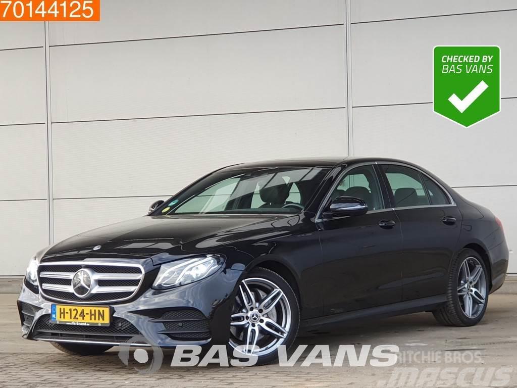 Mercedes-Benz E-Klasse 220 d AMG Panoramadak Rijassistent+ Navi