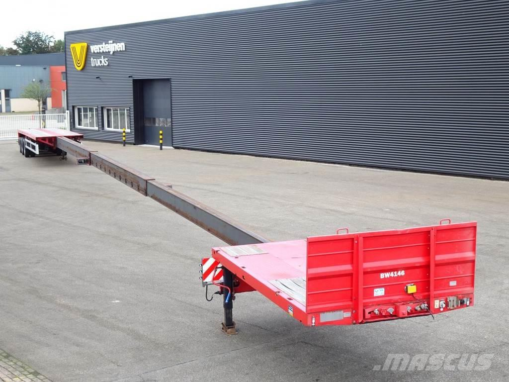 Goldhofer SPZ-DL3 / 3 x EXTENDABLE / 3 X TELESKOP - 52 MTR!