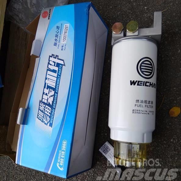 Weichai fuel filter 1000780297