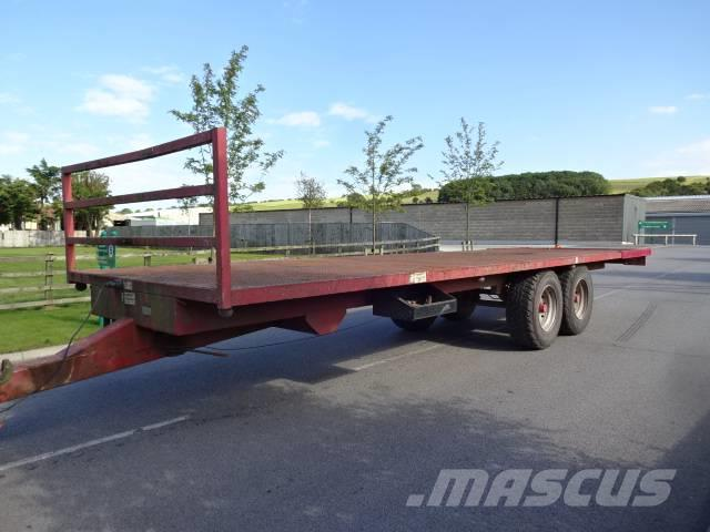[Other] Triffit 31FT 12 Ton Bale Trailer