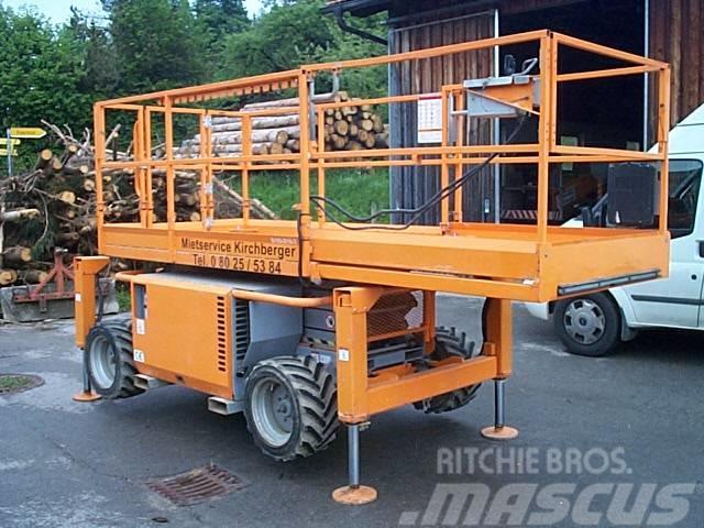 SkyJack SJ 6826 Diesel 4x4