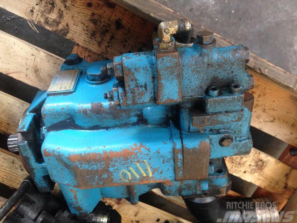 Timberjack 1110 Vickers PVH131C hydraulic pump